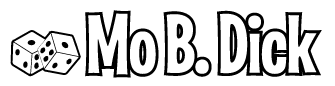 Mo B. Dick Logo